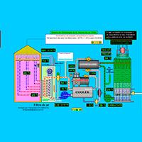 Sistema De Água Gelada Chiller - 1